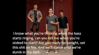 i m ready by ajr lyrics