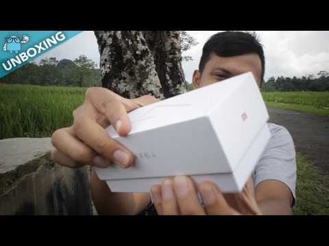 Unboxing Xiaomi Redmi 4 Prime, Budget Smartphone 2 Jutaan Yang Banyak Di Nanti