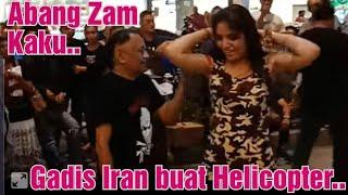 Gadis Iran Buat Abang Zam terpaku kaku....Sentuhan