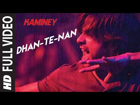 Dhan Te Nan Full Song   Kaminey   Shahid Kapoor, Priyanka Chopra