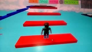 Майнкрафт і Роблокс в одном видео прохождение паркура.