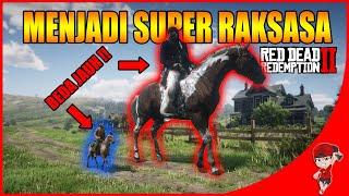 Download lagu RDR 2 MOD INDONESIA MENJADI RAKSASAMENJADI SEKECIL SEMUT wkwkwk MP3