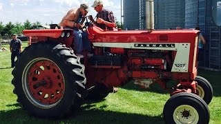 Classic Tractors from Late 1960's and Early 1970's Bring Big $$ at Auction