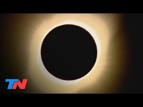 #EclipseDeSolEnTN: Mirá el