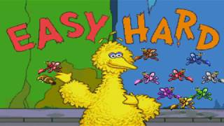 Sesame Street: Alphabet Avęnue (Sega Pico, 1997) [Playthrough]