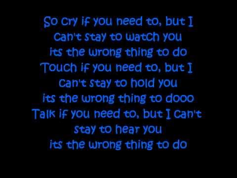 Doing it Wrong Drake ft Stevie Wonder *LYRICS*