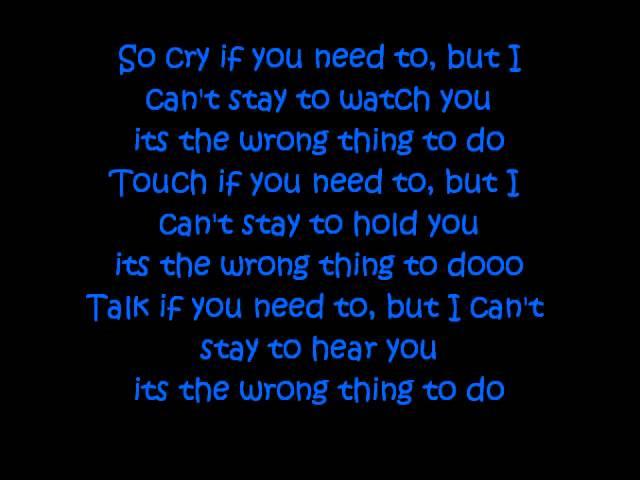 Doing it Wrong- Drake ft (Stevie Wonder) *LYRICS* #1