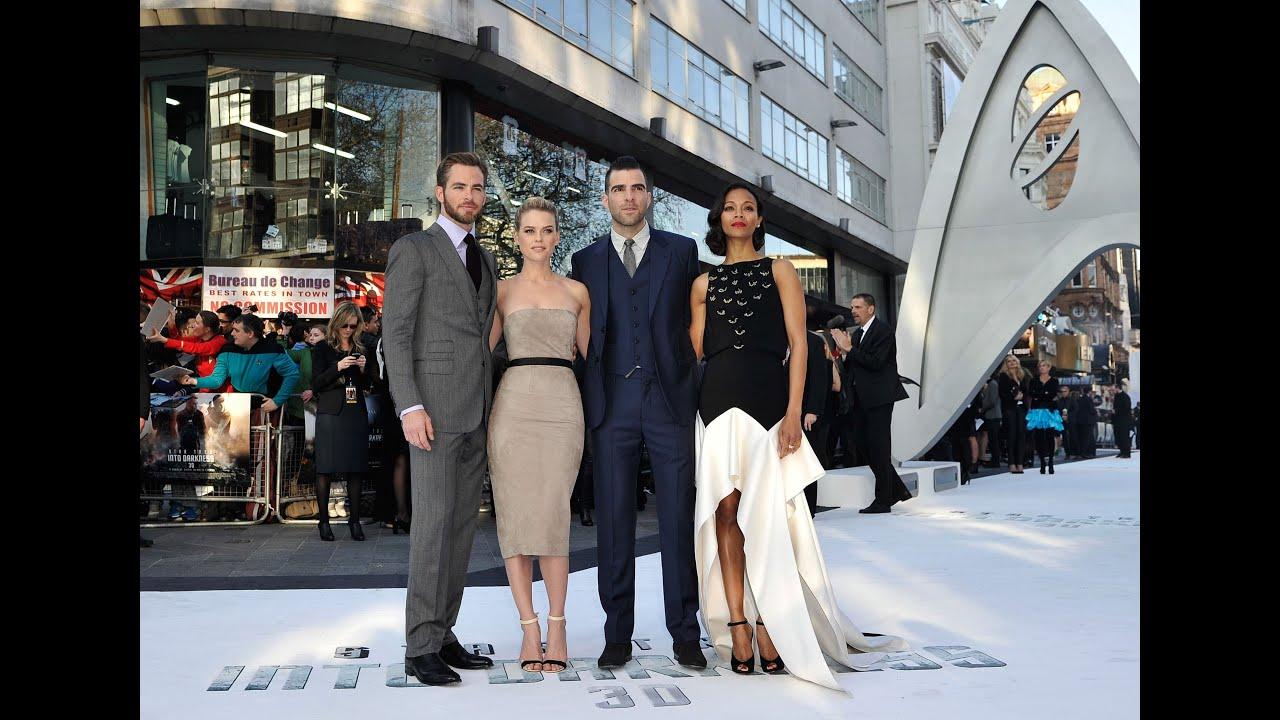 Watch SEE PICS: Star Trek's London premiere video