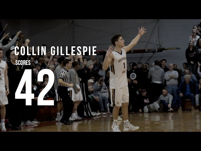 3ce629e873d2 Collin Gillespie  Villanova s Hidden Gem