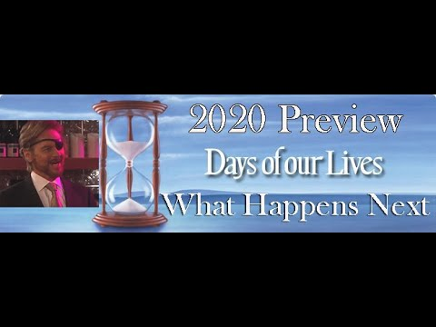 Days Of Our Lives 2020 Preview