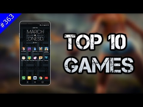 #363 Top 10 Best GAMES - 1 Million Downloaded Games!