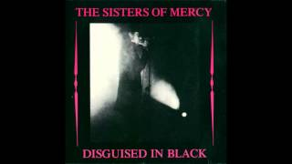 The Sisters of Mercy-Nine While Nine-Ghostrider-Disguised in Black