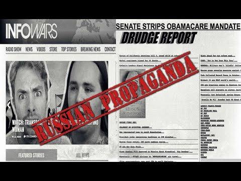 Full Show: WaPo: Drudge & InfoWars Are Russian Propaganda & Roy Moore Is Bill Clinton