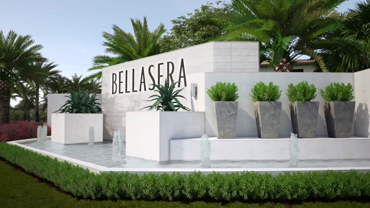 Bellasera The Piazza Collection In Royal Palm Beach Fl New Homes By Lennar
