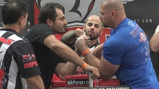 2017 California State Armwrestling Overall Left Hand Championship