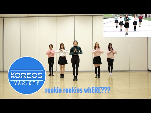 [Koreos Variety] EP 15 2X Faster Challenge - Red Velvet Rookie