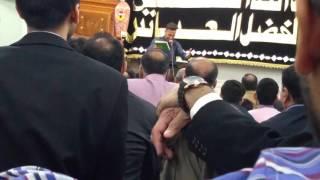 Qasidah by Abbas Lalji. Jashan imam Ali a.s 2016. Stanmore imambargah