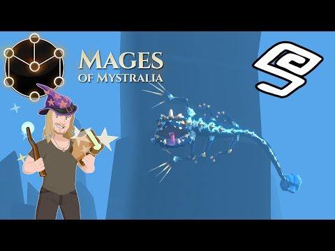 Sleet är på G | Mages of Mystralia På Svenska | Del 5 | med Pattan