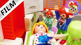 Wróblewscy Film PL: Badania ciążowe - czy Klauda naprawdę jest w ciąży? Serial Playmobil
