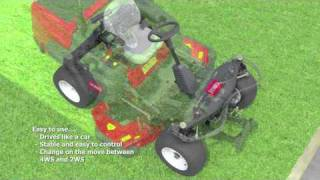 All new Groundsmaster 360 Quad-Steer - Australian Reviews