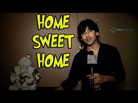 Shashank Vyas's home sweet home