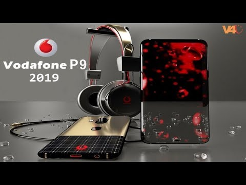 Vodafone P9 with Solar Panel Concept, First Look, Release Date, Trailer, Specifications, Camera