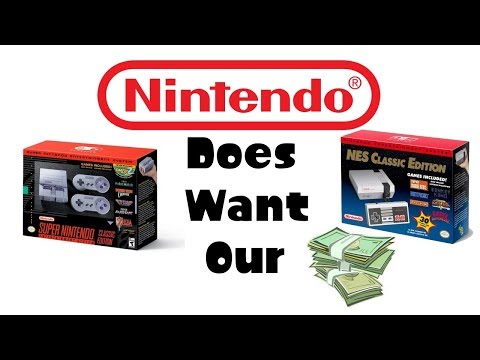 Gamer Rant Nintendo To Re-Release The NES Classic & Ship SNES Classic Into 2018!