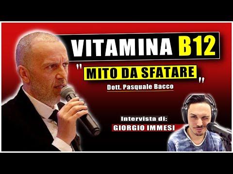 VITAMINA B12, MITO DA SFATARE ? - Intervista al Dott. Pasquale Mario Bacco - Video di Giorgio Immesi