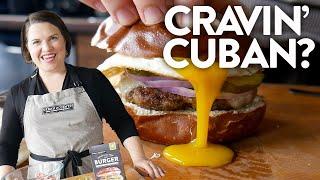 Heaven from Havana, Cuban Style Pork Burger   Cook School   Urban Accents