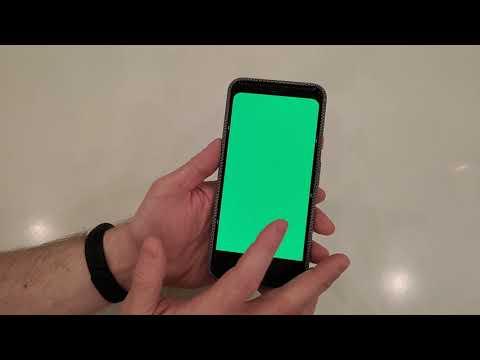 Google Pixel 4 XL - зелень в экране, что это? Миф, софт или железо? Разбираемся;)
