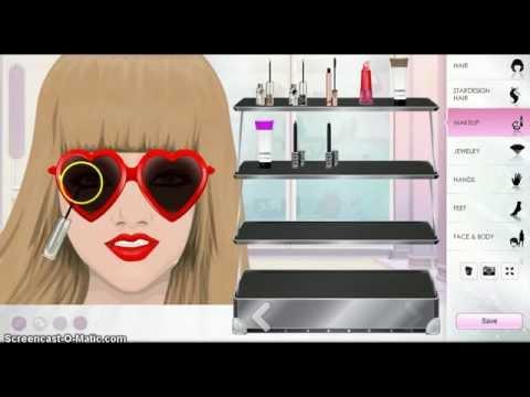 Taylor Swift- 22 Stardoll inspired look