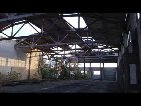 Недобудований цех заводу Рефма. Unfinished shop of Refma factory.