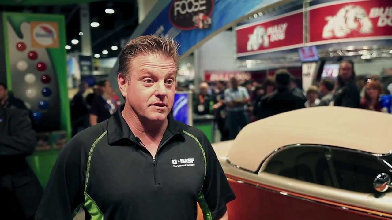 Chip Foose Explains The Role Of Color In His Designs At