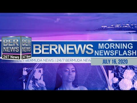 Bermuda Newsflash For Thursday, July 16, 2020