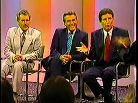 Game show hosts with Phil Donahue Part 2