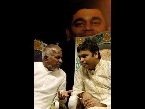 Controversial fight between ARR and ilaiyaraja