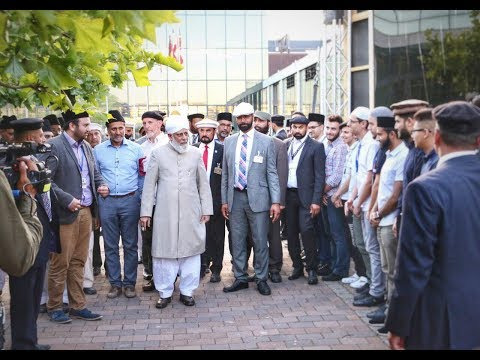 Inspection Jalsa Salana Germany 2019