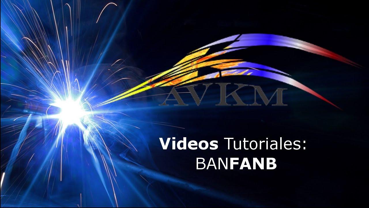 Transferencias bancarias - BANFANB