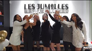 Les Jumelles Grand Opening Filmed By 514Productions