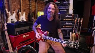 HOW TO SHRED @Gibson Tν @Fender @SynergyAmps @CelestionUK @Suhr Custom@Ibanez Guitar @LarryDiMarzio