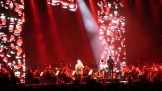 """Peter Gabriel, O2 World Hamburg, Oct. 3rd 2010, """"Street Spirit (Fade Out)"""""""