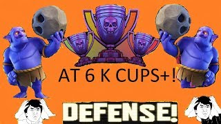 TH 11 Anti Queen Walk  DEFENSE BASE! DEFENDING at 6k +! TH 11 TROPHY/PUSH/DEFENSIVE BASE!