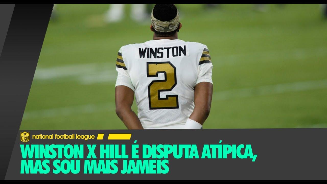 Winston x Hill é disputa atípica, mas sou mais Jameis