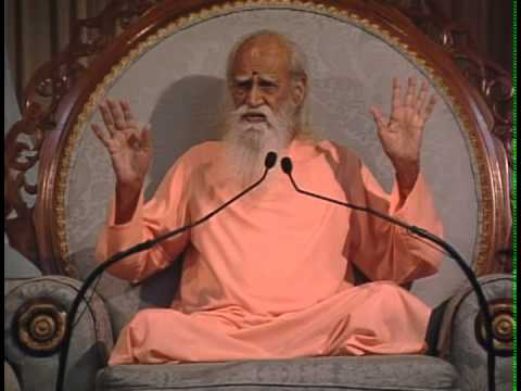 """The Yoga of Breath"" - A Talk by Swami Satchidananda (Integral Yoga)"