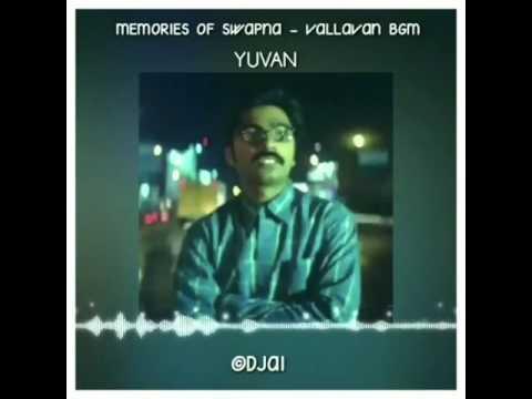 Memories of swapna Vallavan BGM | Yuvan shankar raja | Silambarasan