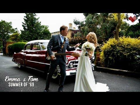 Emma & Tom's Wedding Marryoke - Run to You