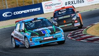 S1600 Final: Barcelona RX - FIA World Rallycross Championship