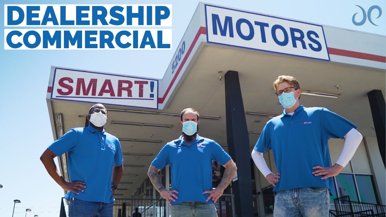Smart Motors Dealership Commercial