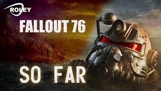 Fallout 76 - Information, Theories and Speculation