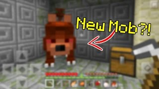 New Mob Coming to Minecraft Pocket Edition?!
